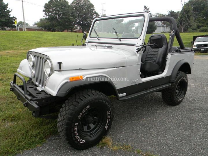 Jeep CJ