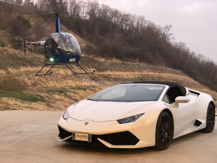 Lamborghini Huracan Spider