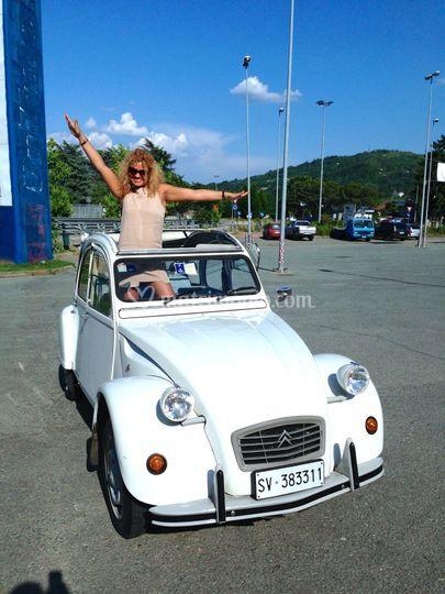 Citroen 2Cv Cabrio