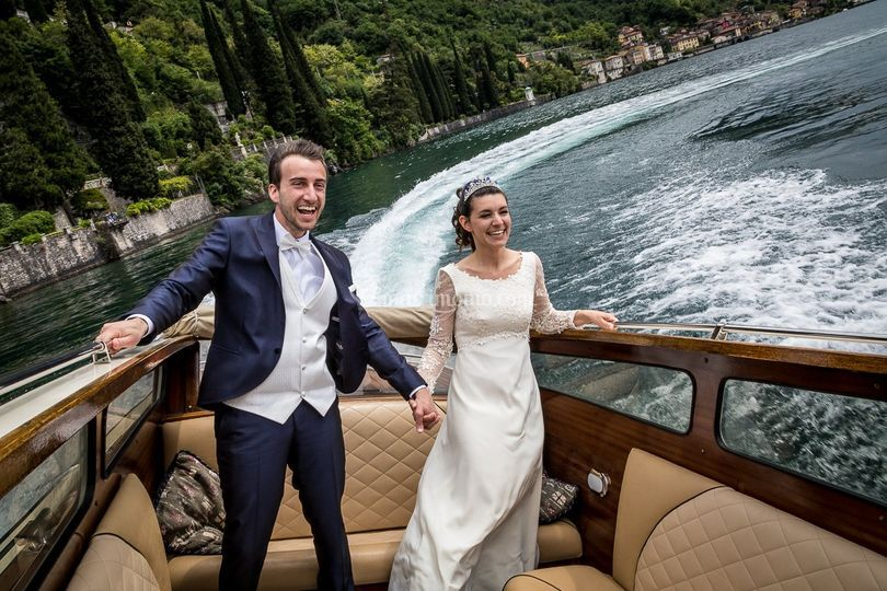 Wedding sul lago