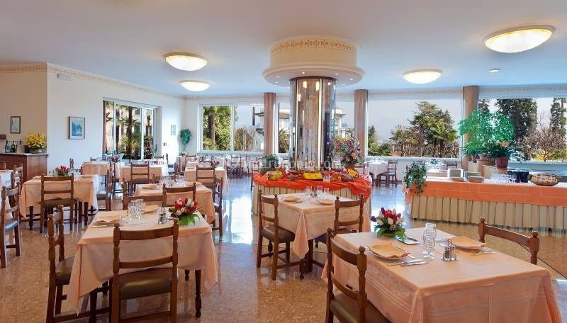 Hotel Della Torre sala