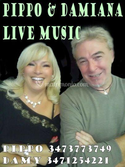 Pippo e Damiana Live