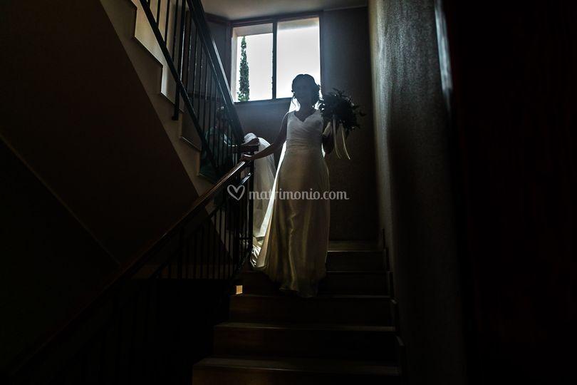 Sposa in ombra