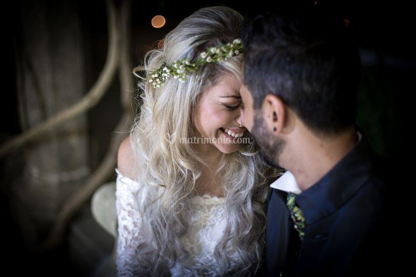 Sposi a Villa Vergine