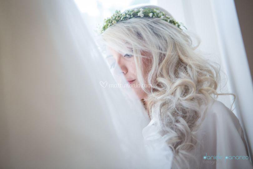 Concentrazione della sposa