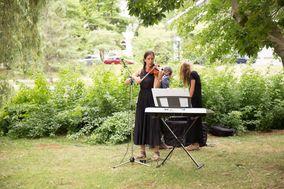 Elena e Andrea violinista e pianista