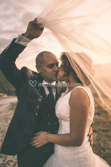 Stephanie & Giuseppe - Gualdo