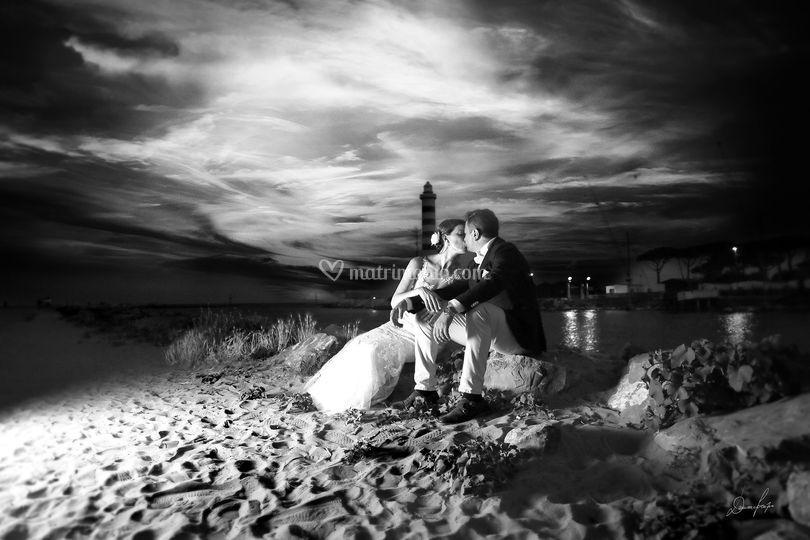 Un bacio in spiaggia è...