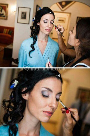 Cinzia Make-up