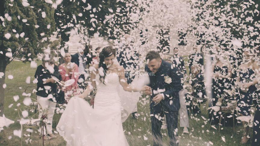 Wedding frame Fabio e Claudia