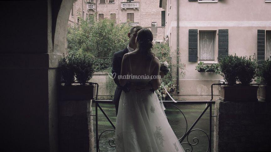 Wedding frame Simone e Silvia