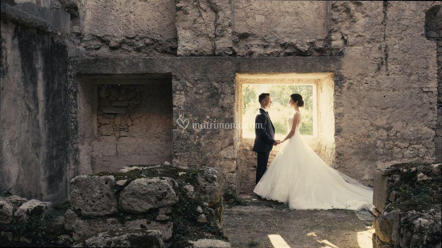 Wedding frame Stefano e Chiara