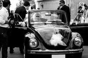 Maggiolone a nozze
