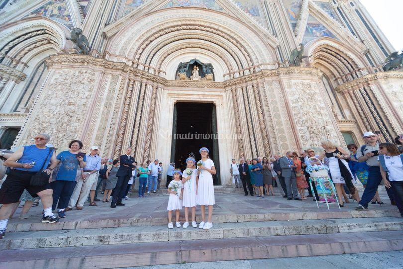 Matrimonio al Duomo Orvieto