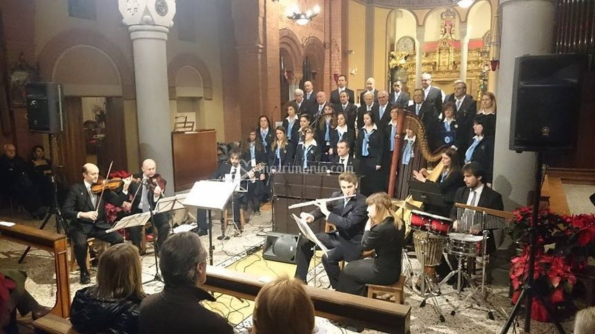 Concerto di Natale con Coro