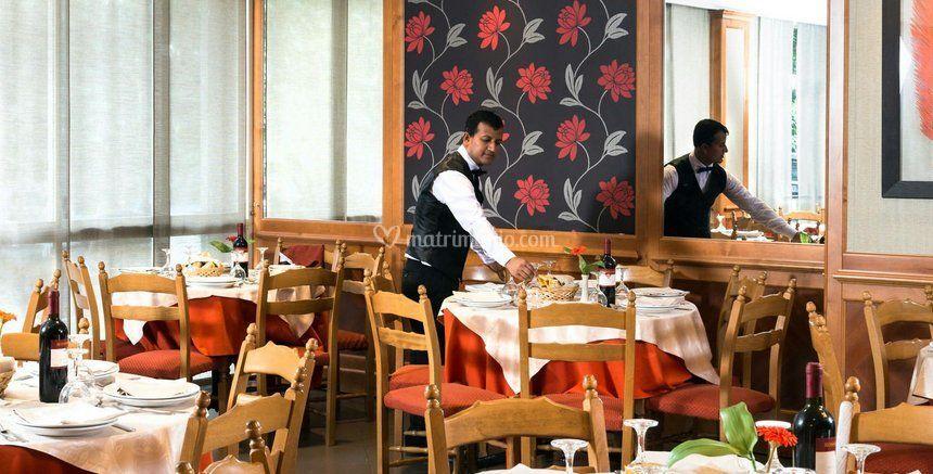 Sala ristorante di grand hotel fleming foto 6 for Grand fleming hotel