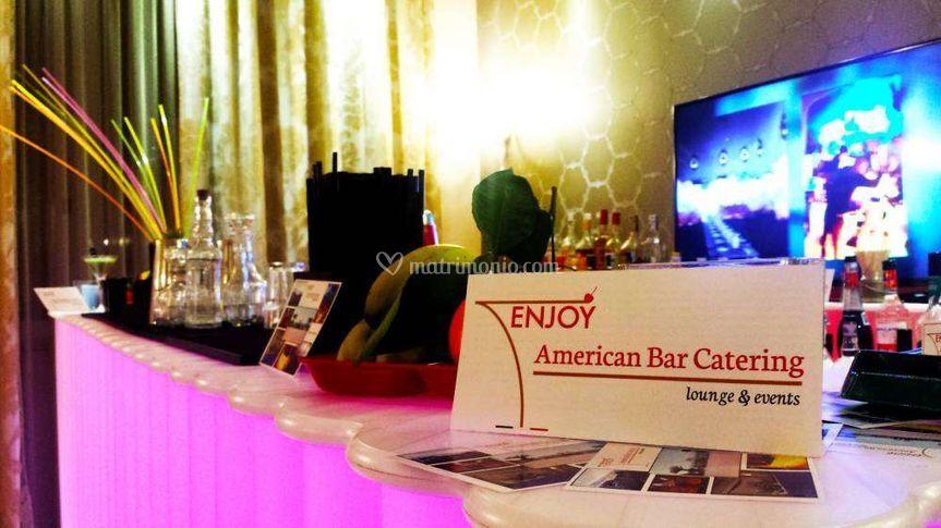 Enjoy American Bar Catering