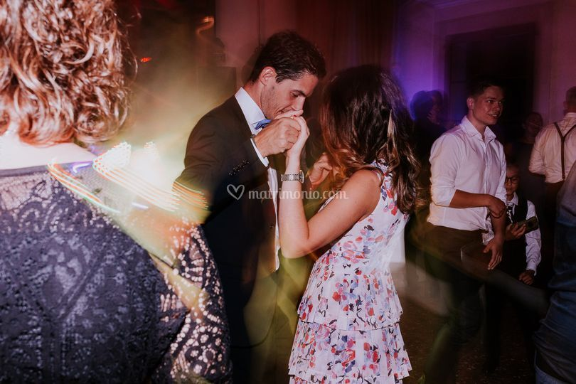 Balli al matrimonio