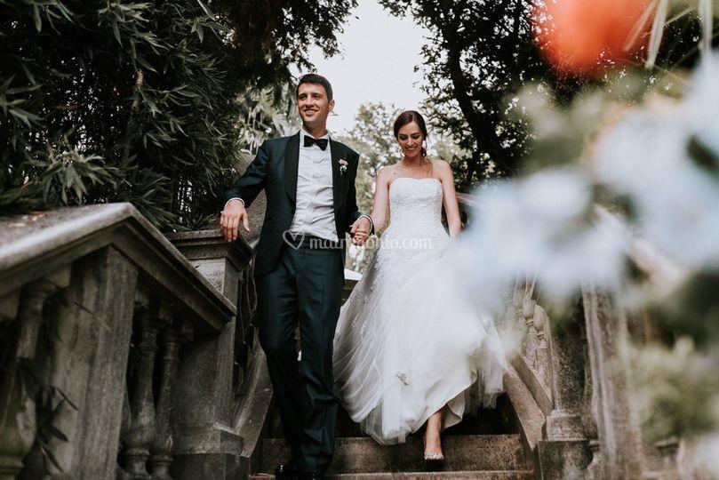 Sposi in Villa a Milano