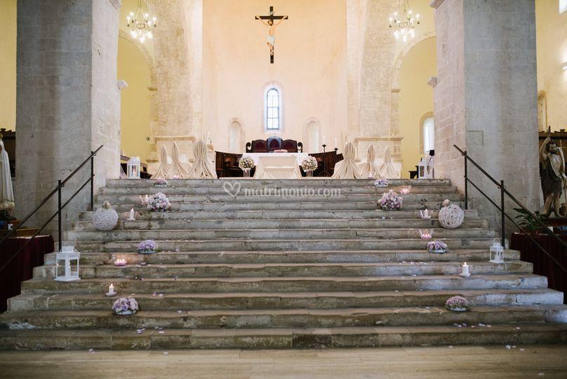 San Giovanni in Venere Addobbo