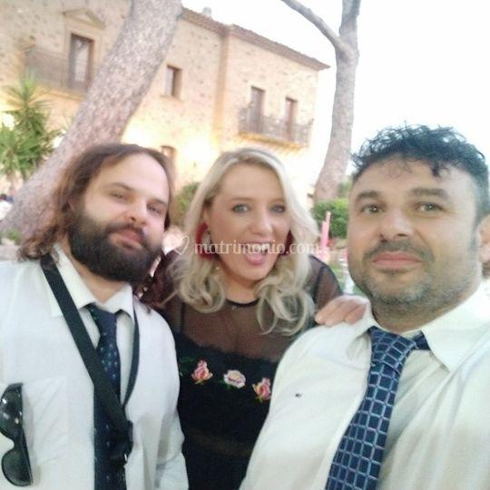 Giuseppe Angelo e Manuela