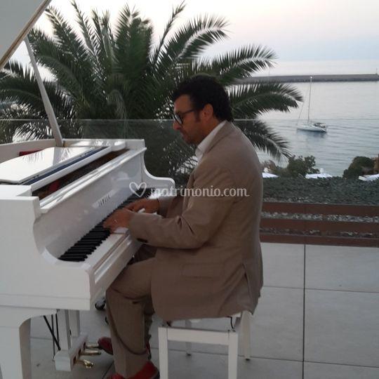 Giuseppe al piano