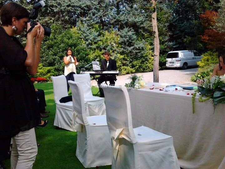 Matrimonio a Trescore (Bg)