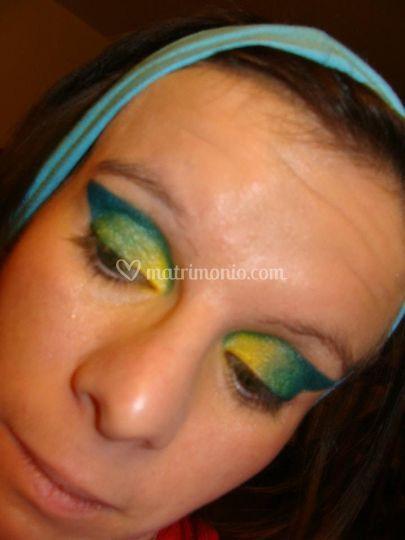 Circus makeup