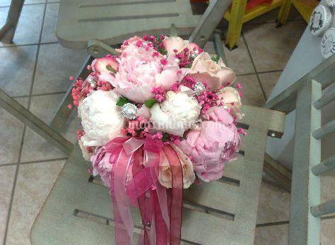 Bouquet decorato