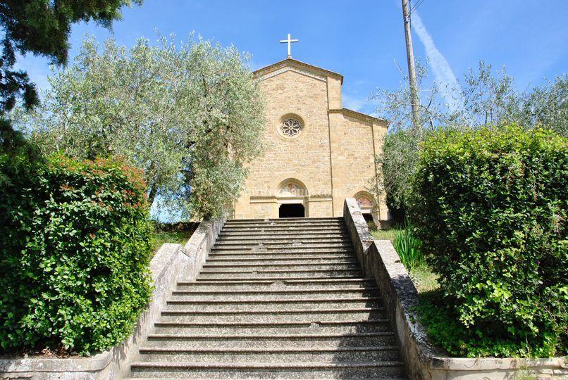 Esterno chiesa Sant'Andrea