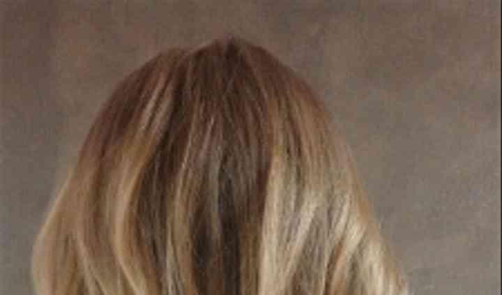 Ombrè blonde