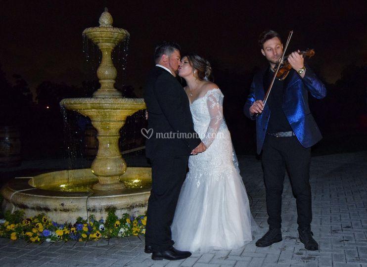 Wedding in California (USA)
