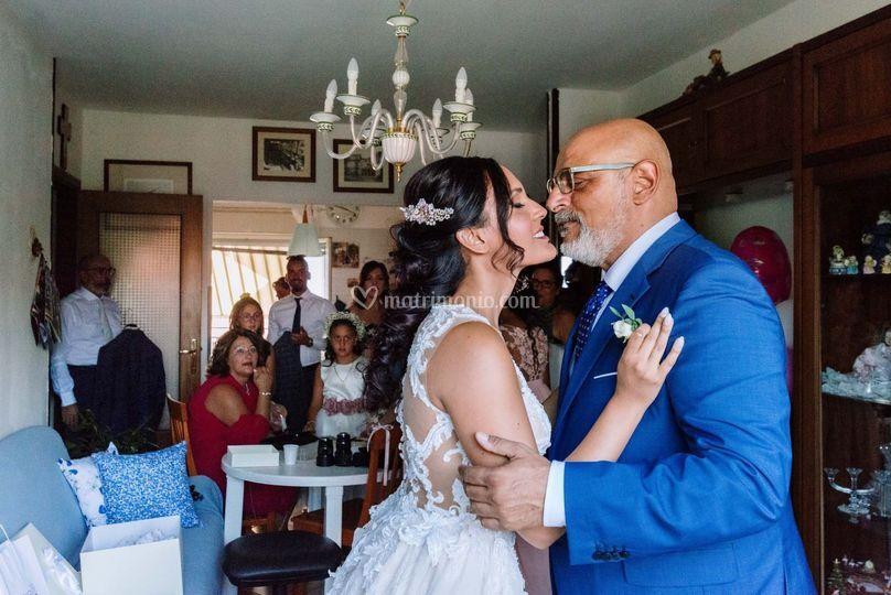 Casa della Sposa: Il papà