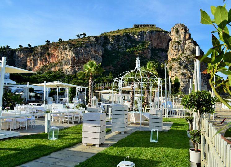 Matrimonio Spiaggia Terracina : Grappolo d uva