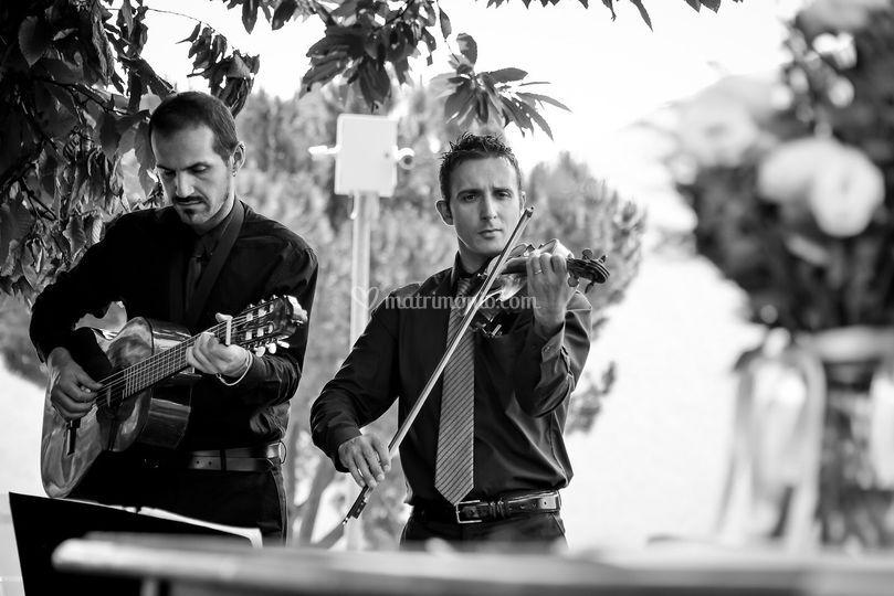 Violino Chitarra Rito Civile
