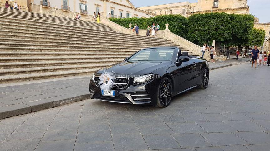 Mercedes e cabrio amg