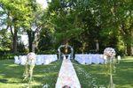 Cerimonie in villa di Villa del Lupo
