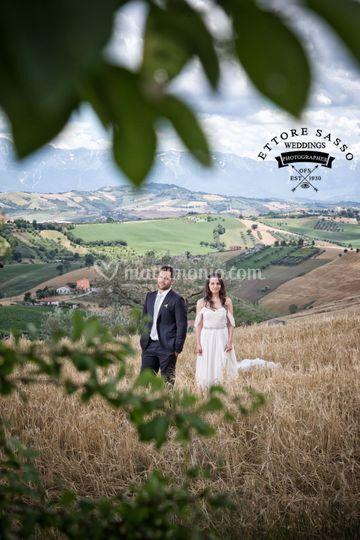 Wedding abruzzo