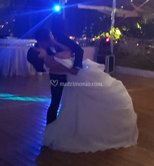 Primo Ballo Sposi Silvia e Mar