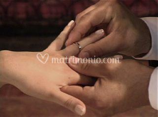 Lo scambio degli anelli
