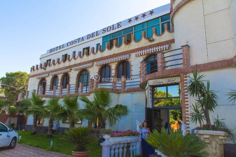 Hotel Spiaggia Costa del Sole