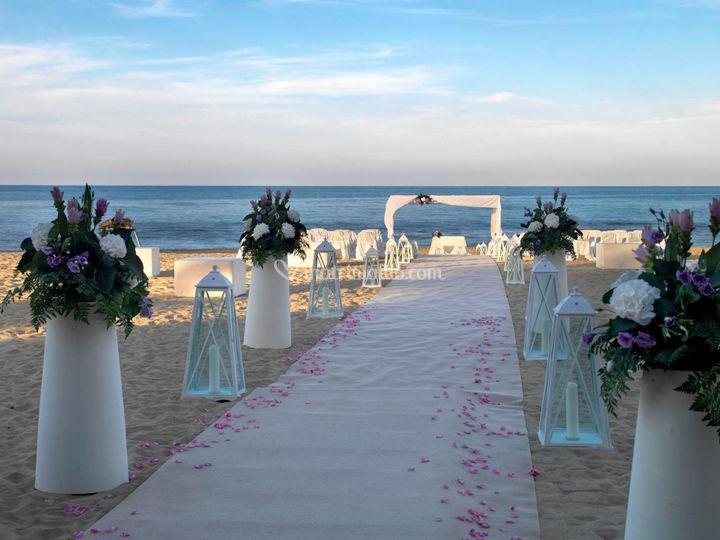 Matrimonio In Spiaggia Quanto Costa : Costa del sole hotel