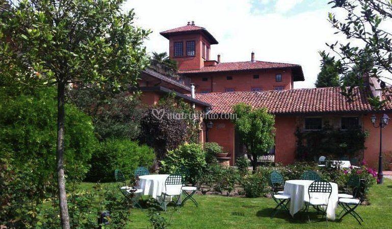 Villa Marchesi di Moncrivello