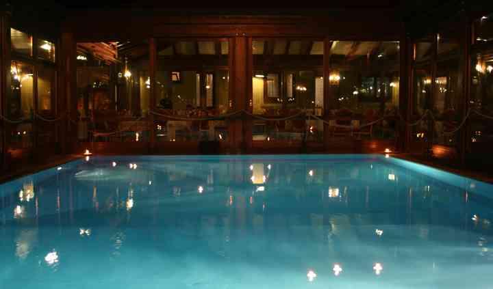 G. D'inverno - bordo piscina