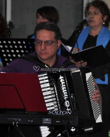 Fisarmonica jazz