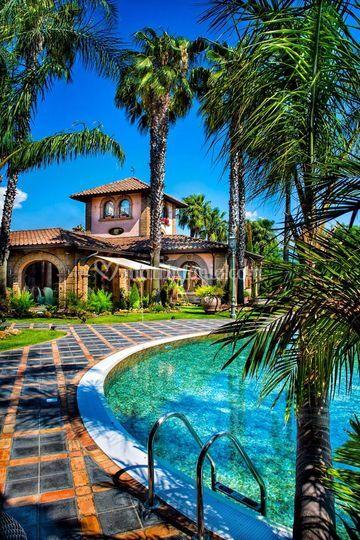 Villa di Bacco