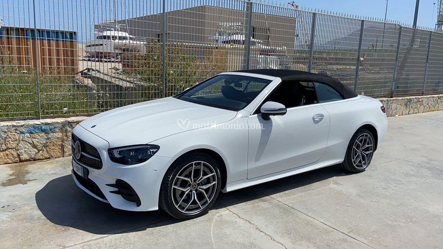 Mercedes classe e cabrio 2021