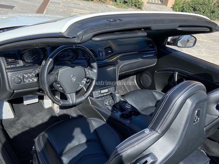 Maserati grancabrio sport MC