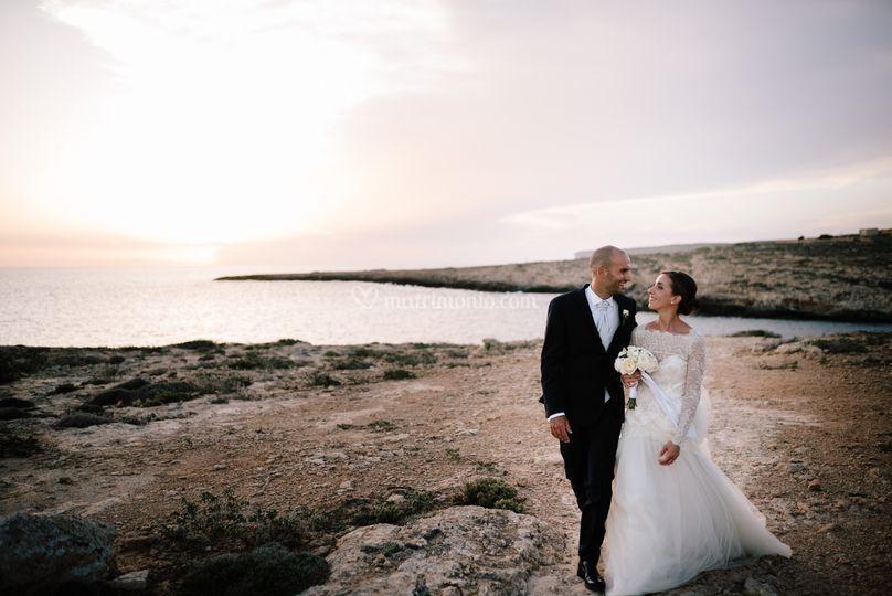 Matrimonio In Spiaggia Lampedusa : Wedding in lampedusa di lorena lombardo