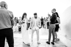Wedding in Lampedusa di Lorena Lombardo